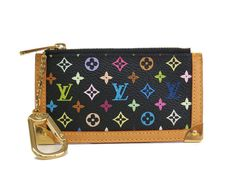 #LouisVuitton Pochette Cles Coin Case/Key case Monogram M92654(BF066684). Authenticity guaranteed, free shipping worldwide & 14 days return policy. Shop more #preloved brand items at #eLADY: http://global.elady.com