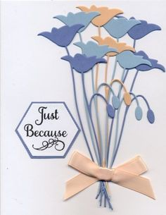 CC436 Blues 'n Coral DTGD13 by scootsv - Cards and Paper Crafts at Splitcoaststampers