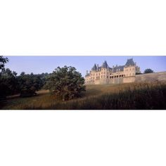 Low Angle View of a mansion Biltmore Estate Asheville North Carolina USA Canvas Art - Panoramic Images (27 x 9)