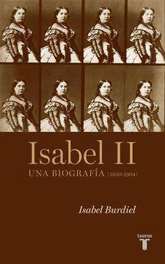 Educada en una corte absolutista, Isabel II llegó al trono siendo aún una niña y reinó bajo la larga sombra de una madre poderosa que la despreciaba, de un marido que la odiaba y de unos partidos liberales que, incapaces de entenderse entre sí, trataron de manipularla en beneficio propio. Ella les respondió crean ... http://www.revistadelibros.com/articulos/isabel-ii-una-biografia-para-la-reflexion http://rabel.jcyl.es/cgi-bin/abnetopac?SUBC=BPSO&ACC=DOSEARCH&xsqf99=1728578+
