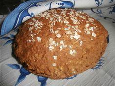 Домашний цельнозерновой хлеб