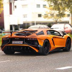 """Aventador SV  Follow @EssentialsCreed ⌚ Follow @EssentialsCreed ⌚ #  Freshly Uploaded To www.MadWhips.com  Photo by @mideo_cars  #Lamborghini #Aventador…"""