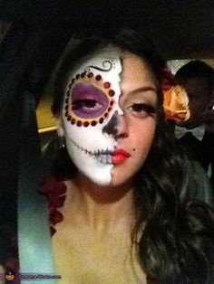 Dia de Los Muertos - Halloween Costume Contest via @costume_works