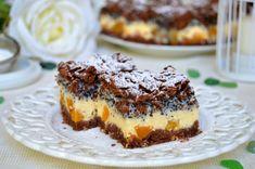 Prajitura Cezara | MiremircMiremirc Cake Recipes, Dessert Recipes, Romanian Food, Romanian Recipes, Food Cakes, Sweet Desserts, Ricotta, Cheesecake, Food And Drink