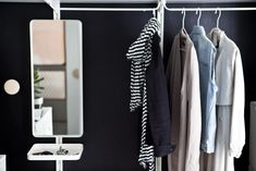 Ideas for organizing your hallway for the whole family – IKEA Home visit: an organized, family-friendly hallway