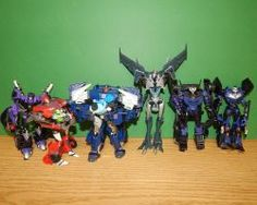 Dragstrip and Breaki's Baptism 9.30 by transformersnewfan