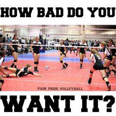 Always sacrifice the body, no ball should hit the floor.