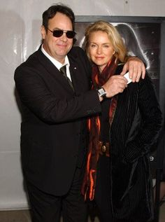 Dan Aykroyd and Donna Dixon Married in 1983/ 30 years