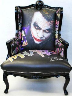 the joker chair | THE JOKER'S CHAIR