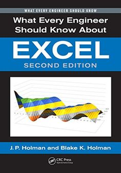 What Every Engineer Should Know About Excel 2nd Edition Pdf Download e-Book