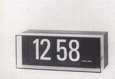 Datumsuhr mit digitaler Anzeige Typ: solari-dator 120-Q