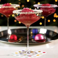 Cranberry Pomegranate Margaritas (make ahead and freeze in baggies) for Thanksgiving!