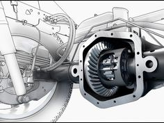 HOW IT WORKS: Car Differential (720p) - YouTube