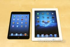 iPad mini Review – The Tiny Tablet You've Been Waiting For? Tablet Reviews, New Ipad, Ipad Mini, Waiting