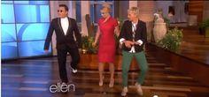 """Psy's """"Gangnam Style"""" Britney, on Ellen"""