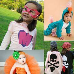 Homemade Halloween Costume Tips