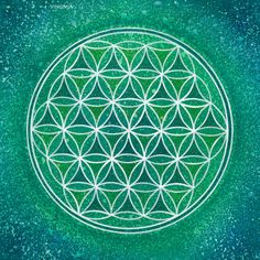 Through Conscious Travel And Deeply Transformative Journeys To The Ancient Power Spots Of The World. Samana, Paintings I Love, Flower Of Life, Sacred Geometry, Law Of Attraction, Crystal Healing, Watercolor Art, Iphone Wallpaper, Stained Glass