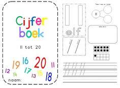 Juf Shanna: Cijferboek deel 2