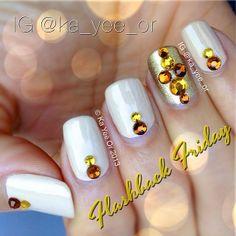 ka_yee_or #nail #nails #nailart