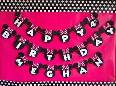 Minnie Mouse Party Ideas Blog meghan39s minnie mouse 4th birthday party and other things that 2291