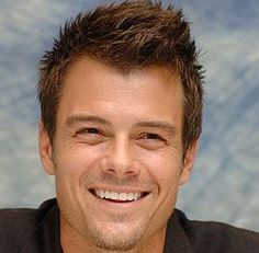 I think that Josh Duhamel just pushed Timothy Olyphant out of first place...tee hee!