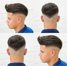 51 Best short haircuts for men - frisuren - Cheveux Medium Hair Cuts, Short Hair Cuts, Short Hair Styles, Short Pixie, Plait Styles, Short Bobs, Short Men, Men Hair Cuts, Trendy Mens Haircuts