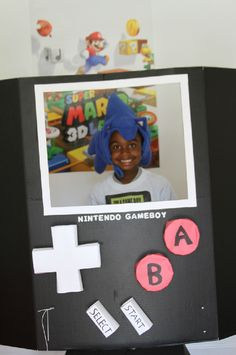 """Photo 6 of 24: video games / Birthday """"Game on!! video game Party""""   Catch My Party"""
