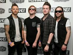 Bullet For My Valentine 2015 ♥