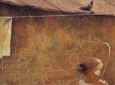 Верейский Орест Георгиевич (1915-1993) «На солнце» 1964