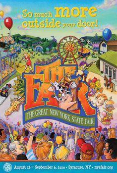 The GREAT New York State Fair.my favorite fair to go to. Syracuse New York, Upstate New York, State Fair Theme, Oswego New York, Salt City, I Love Ny, County Fair, New York City, Finger Lakes
