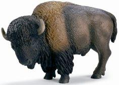 American Bison Figurines