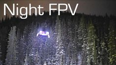 RCTESTFLIGHT - NIGHT FPV - Cine-Sport Quadcopter with LEDs