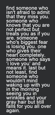 find someone who love love quotes couple relationship love quote.I'm one of the luck women who have this person in their life everyday! Great Quotes, Quotes To Live By, Me Quotes, Inspirational Quotes, Happy Quotes For Him, Being Loved Quotes, Afraid To Love Quotes, Friend Zone Quotes, Quotes About Him
