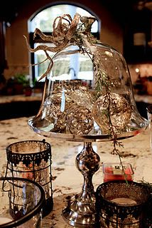 mercury glass love