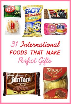 31 International Snacks And Treats That Make Perfect Gifts