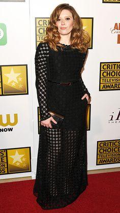 The 2014 Critics' Choice Television Awards Red Carpet - Natasha Lyonne in Chloé #InStyle