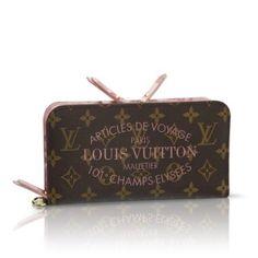 Louis Vuitton Insolite Wallet Monogram Canvas M60392