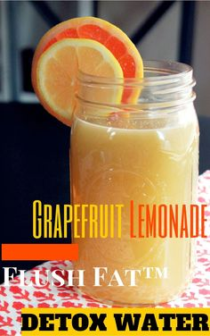 Flush Fat Grapefruit Lemonade 1 grapefruit peeled 1 lemon peeled 2 cups water purified Click the image or link for more smoothie information. Juice Smoothie, Smoothie Drinks, Detox Drinks, Healthy Smoothies, Healthy Drinks, Smoothie Recipes, Healthy Eating, Healthy Recipes, Detox Recipes