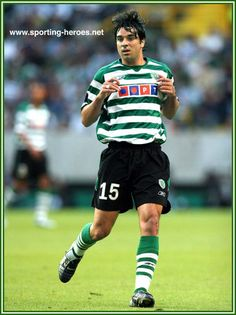Miguel Garcia - Sporting Clube De Portugal - Final Taça UEFA 2005