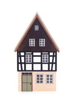 Hintergrund-Giebelhaus - Sonstiges - online einkaufen | Dregeno Online Shop