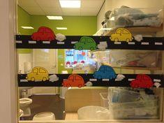 Hoeken thema verkeer | Tips voor de kinderopvang Audi R8 V10, Little Pumpkin, Fun Learning, Transportation, Preschool, Workshop, Family Guy, Creative, Projects