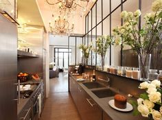 Cuisine moderne / Nice for limited space