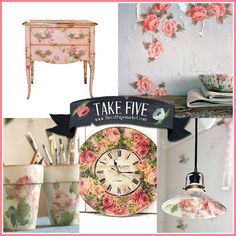 Take 5: A Touch of Cottage Pink - The Cottage Market