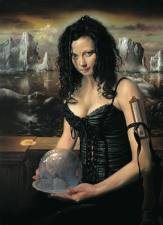 The Ice Princess by David Michael Bowers