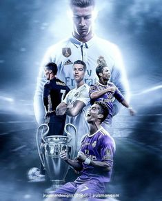 #madbien Ronaldo is UNSTOPPABLE! @cristiano es IMPARABLE  by @jruizmandesigns