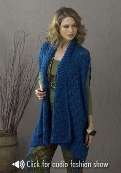 #Sherbrook  crochet jacket #2dayslook #crochetfashionjacket   www.2dayslook.com