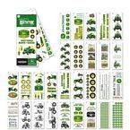 New Room Theme - Awesome site with tons of John Deere stuff at great prices! Birthday Fun, Birthday Wishes, John Deere Kitchen, Joseph Dreams, John Deere Toys, Nate The Great, Room Themes, New Room, Kids Bedroom