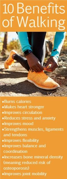Why should we walk? Regular exercise is good for weight control, muscles, joints, bones, heart, circulation and mental health. | Walking for Weight Loss 6 week program thefitlook.co.uk