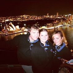 One whole year ago since I climbed the harbour bridge with Soph and Zach... So much has changed since then!.. I miss Aus #sydney #Australia #sydneyharbourbridge #friends #travelingmemories by jemfullstop http://ift.tt/1NRMbNv