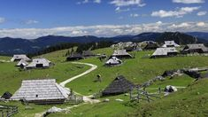 Domžalski dom Dom, Mountains, Nature, Travel, Wood Shingles, Small Cabins, Slovenia, Tours, Hiking